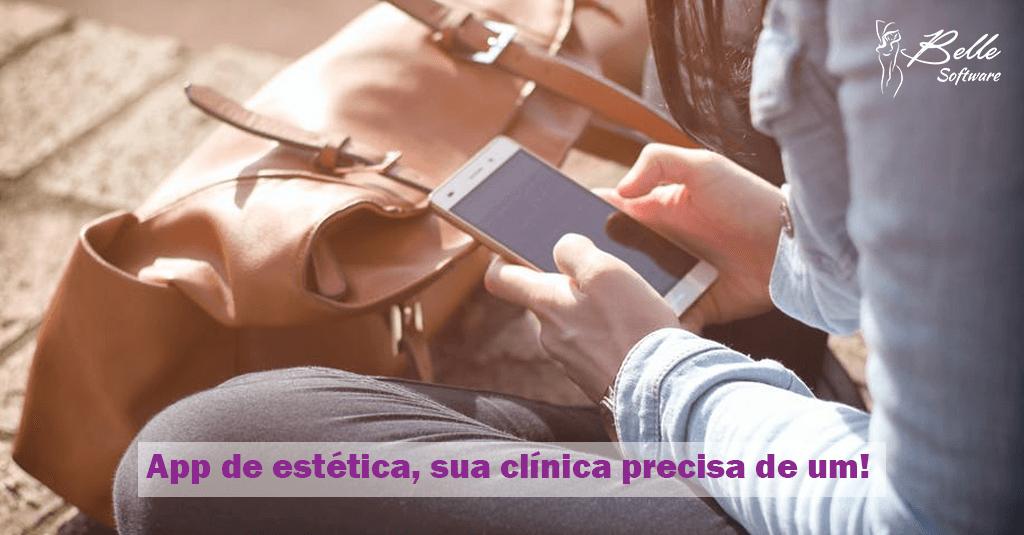 App de estética, sua clínica precisa de um!